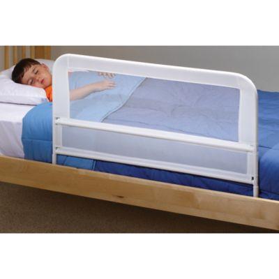 KidCoR Mesh Bed Rail In White