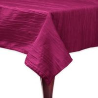 Delano 50-Inch Square Tablecloth in Fuchsia