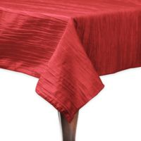 Delano 72-Inch Square Tablecloth in Red