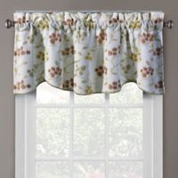Meadow Window Valance in White