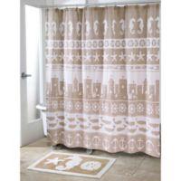Avanti Sea and Sand Shower Curtain