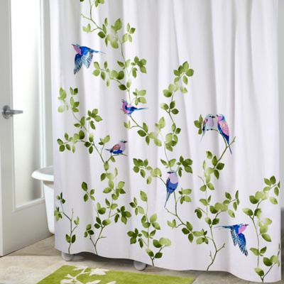 Buy Bird Shower Curtain From Bed Bath Amp Beyond