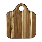 Architec® Homegrown Gourmet Harvest Farm 12-Inch x 14-Inch Acacia Wood Cutting Board