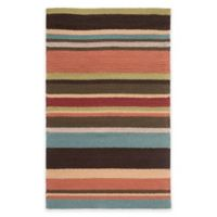 Style Statements by Surya Mount Lola 2-Foot x 3-Foot Indoor/Outdoor Area Rug in Burgundy