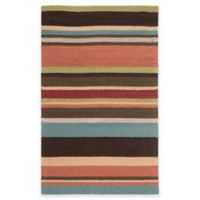 Style Statements by Surya Mount Lola 3-Foot x 5-Foot Indoor/Outdoor Area Rug in Burgundy