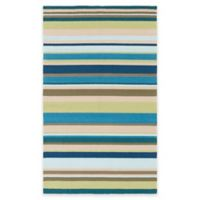 Style Statements by Surya Mount Lola 8-Foot x 10-Foot Indoor/Outdoor Area Rug in Lime