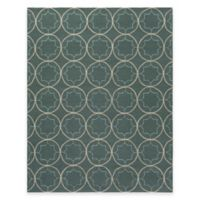 Style Statements by Surya Mount Morrison 8-Foot x 10-Foot Indoor/Outdoor Area Rug in Moss