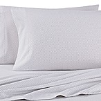 The Seasons Collection® Heavyweight Flannel Dot Full Sheet Set in Grey