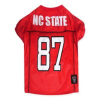 North Carolina State University Extra-Small Pet Jersey
