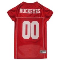 Ohio State University Extra-Small Pet Jersey