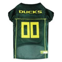 University of Oregon Extra-Small Pet Jersey