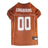 University of Texas Medium Pet Jersey