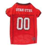 University of Utah Large Pet Jersey