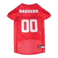 University of Wisconsin Medium Pet Jersey