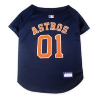 MLB Houston Astros Small Pet Jersey