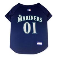 MLB Seattle Mariners X-Small Pet Jersey