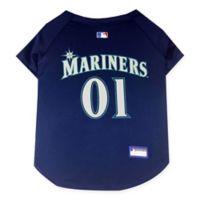 MLB Seattle Mariners Small Pet Jersey