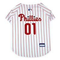 MLB Philadelphia Phillies Small Pet Jersey