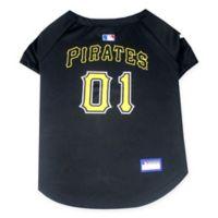 MLB Pittsburgh Pirates Small Pet Jersey