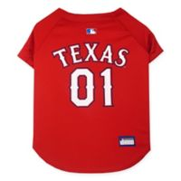 MLB Texas Rangers X-Small Pet Jersey
