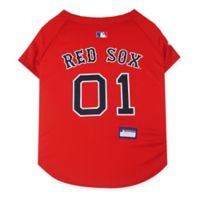 MLB Boston Red Sox X-Small Pet Jersey