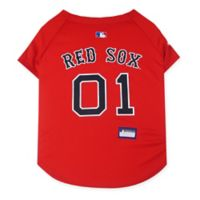 MLB Boston Red Sox Small Pet Jersey