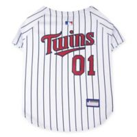 MLB Minnesota Twins Medium Pet Jersey