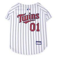 MLB Minnesota Twins Small Pet Jersey