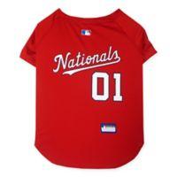 MLB Washington Nationals X-Large Dog Jersey