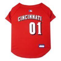 MLB Cincinnati Reds X-Large Dog Jersey