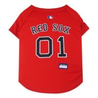MLB Boston Red Sox X-Large Pet Jersey