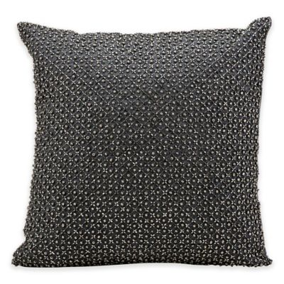 Throw Pillows Charcoal : Buy Charcoal Throw Pillows from Bed Bath & Beyond