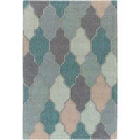 Artistic Weavers Pollack Morgan 2-Foot x 3-Foot Accent Rug in Teal