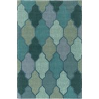 Artistic Weavers Pollack Morgan 4-Foot x 6-Foot Area Rug in Green