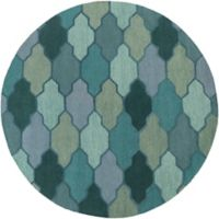 Artistic Weavers Pollack Morgan 6-Foot Round Area Rug in Green