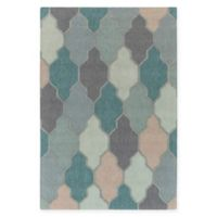 Artistic Weavers Pollack Morgan 5-Foot x 7-Foot 6-Inch Area Rug in Teal