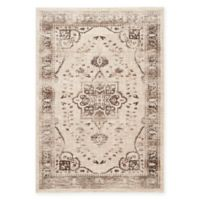 Safavieh Evoke Canyon 5-Foot 1-Inch x 7-Foot 6-Inch Area Rug in Beige/Brown