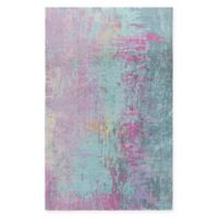Surya Imaan 2-Foot x 3-Foot Accent Rug in Mauve
