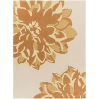 Surya Kylie 8-Foot x 11-Foot Area Rug in Ivory