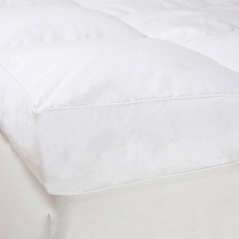 Featherbed Mattress Topper Bed Bath And Beyond