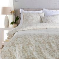 Surya Clara Twin Duvet Cover in Ivory