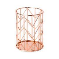 Copper Wire Pencil Cup
