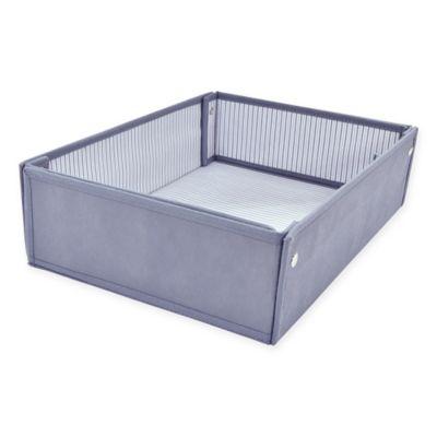 Bamboo Drawer Organizer Bed Bath And Beyond Closet Drawer