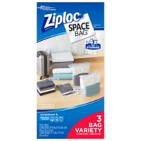 Ziploc® Space Bag® 3-Piece Variety Travel Set