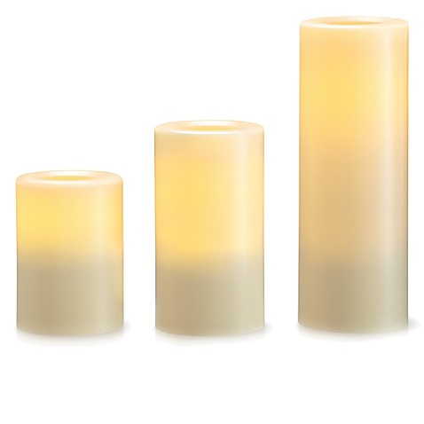 Bed Bath And Beyond Battery Operated Candles