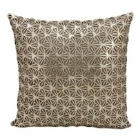 Mina Victory Dragon Claw Square Throw Pillow in Gold
