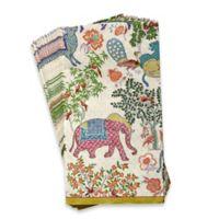 Caspari Le Jardin 16-Count 3-Ply Paper Guest Towels