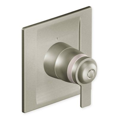 buy brushed nickel bathroom accessories from bed bath & beyond