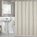 Titan 70-Inch x 72-Inch Fabric Shower Curtain Liner in Linen
