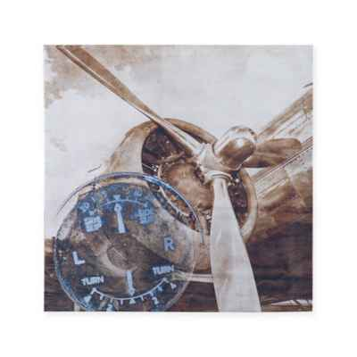 INK+IVY History of Aviation II Wall Art